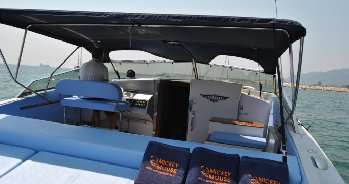 Bootsverleih Tornado open 38 Salerno Samboat