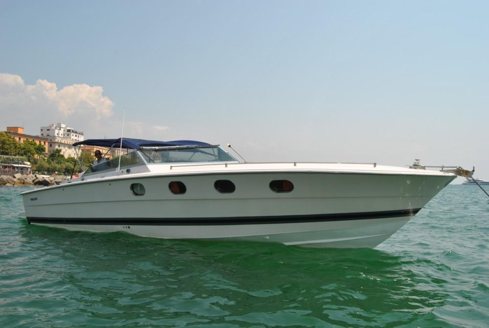 Motorboot mieten in Salerno - Tornado open 38