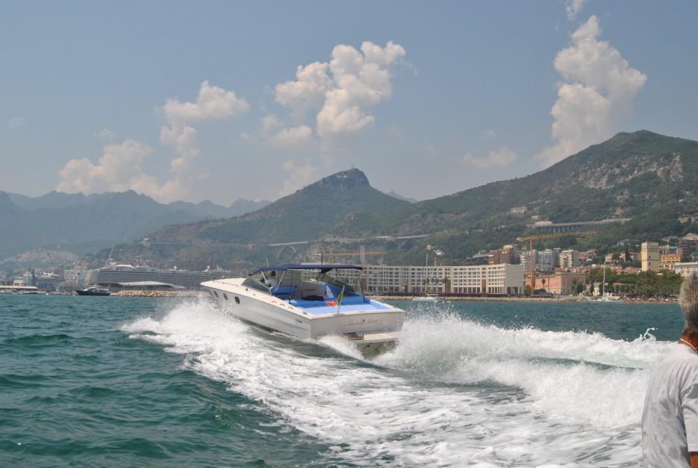 Ein Tornado open 38 mieten in Salerno