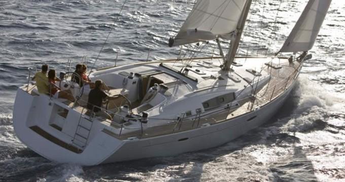 Bootsverleih Bénéteau Oceanis 54 Athen Samboat