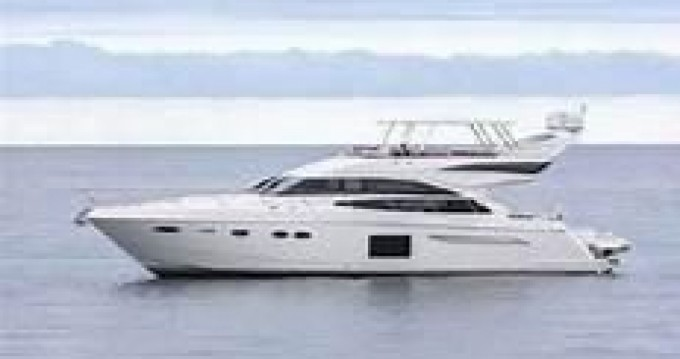 Yachten mieten in Golfe-Juan - Princess Princess 64 Fly