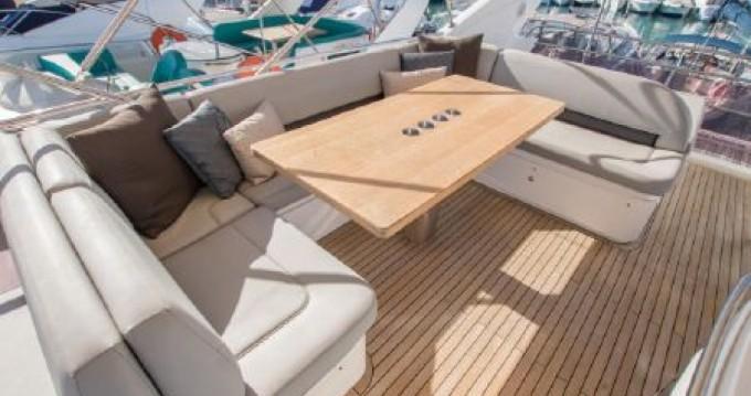 Bootsverleih Princess Princess 64 Fly Golfe-Juan Samboat