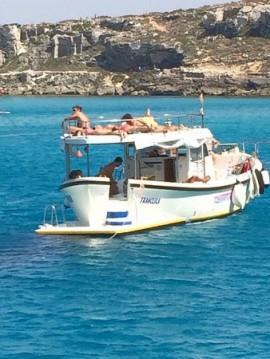 Bootsverleih Gozzo In Legno 11m Gozzo  Favignana Samboat