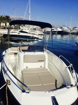 Motorboot mit oder ohne Skipper Quicksilver mieten in Altea
