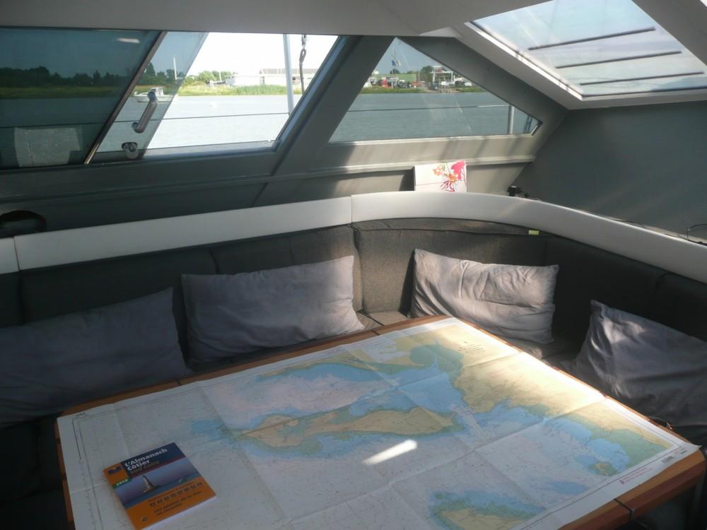 Segelboot mieten in La Rochelle - Gallart Gallart 13.50 MS