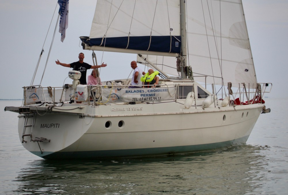 Yacht-Charter in La Rochelle - Gallart Gallart 13.50 MS auf SamBoat