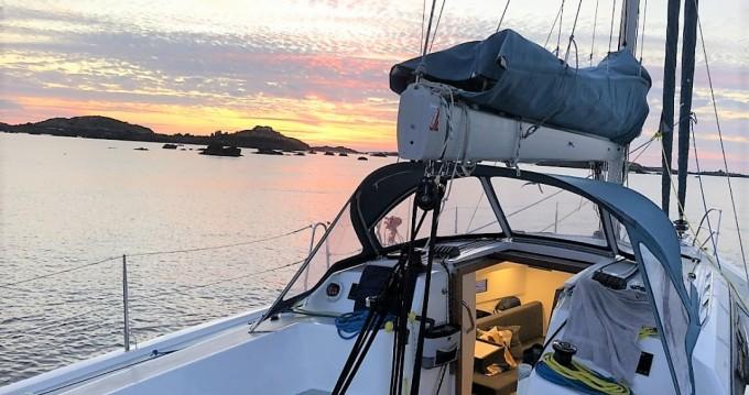 Segelboot mit oder ohne Skipper Rm mieten in Saint-Malo