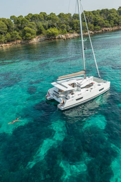 Ein Fountaine Pajot Lucia 40 mieten in Cannes