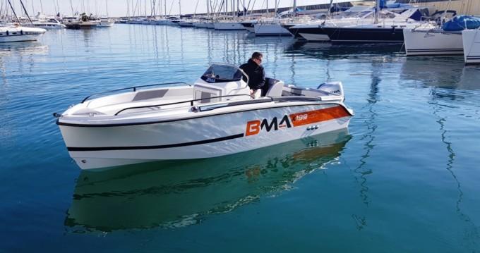 BMA BMA X199 zwischen Privatpersonen und professionellem Anbieter Bordighera