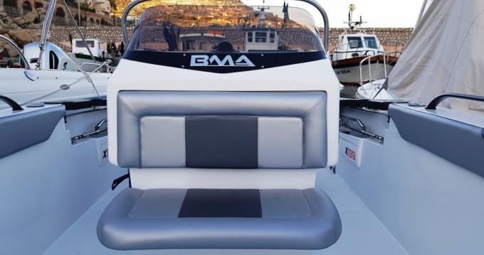 Bootsverleih Bordighera günstig BMA X199