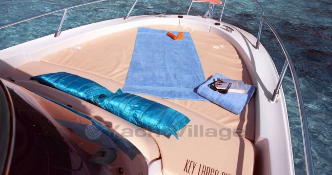 Motorboot mieten in Mandelieu-la-Napoule - Sessa Marine Key Largo 24