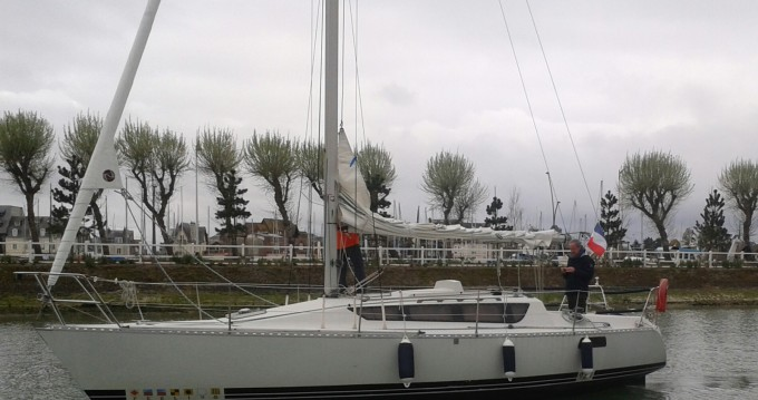 Bootsverleih Deauville günstig Feeling 920 DL