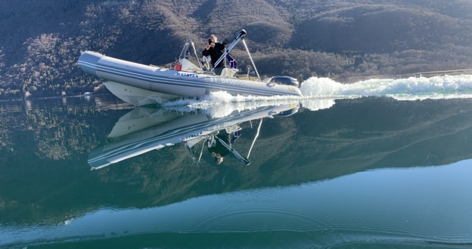 Bootsverleih Zodiac Pro Open 550 Sevrier Samboat