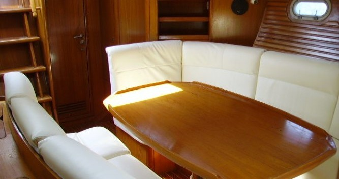 Segelboot mieten in Álimos - Jeanneau Sun Odyssey 47