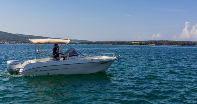Yacht-Charter in Krk - Atlantic open 670 auf SamBoat