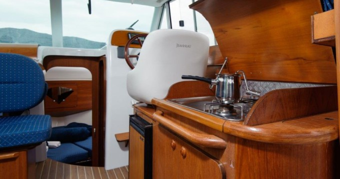Yacht-Charter in Split - Jeanneau Merry Fisher 805 auf SamBoat