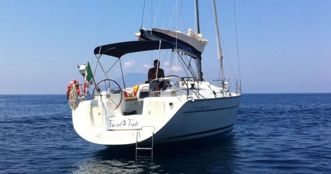 Segelboot mieten in Milazzo zum besten Preis