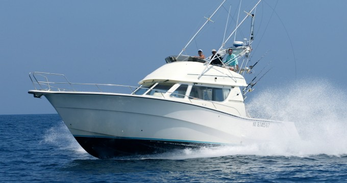 Vermietung Motorboot Rodman mit Führerschein