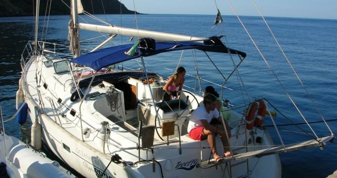 Bootsverleih Bénéteau Oceanis 411 Clipper Milazzo Samboat