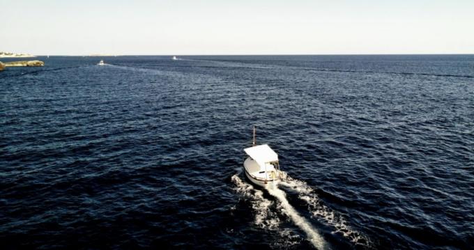 Vermietung Motorboot Capeador mit Führerschein