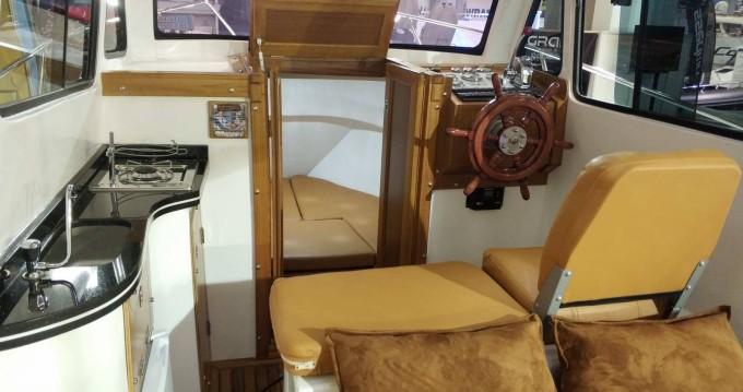Yacht-Charter in Keramotí - Kutlay Marine Rakser Sloop 700 auf SamBoat