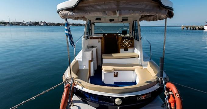 Ein Kutlay Marine Rakser Sloop 700 mieten in Keramotí