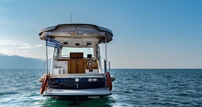 Bootsverleih Kutlay Marine Rakser Sloop 700 Keramotí Samboat