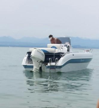 Motorboot mieten in Pacengo di Lazise - Aquabat Sport Line 19