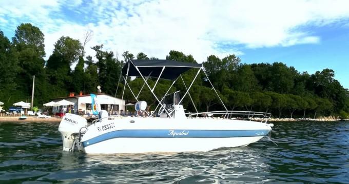 Yacht-Charter in Pacengo di Lazise - Aquabat Sport Line 19 auf SamBoat