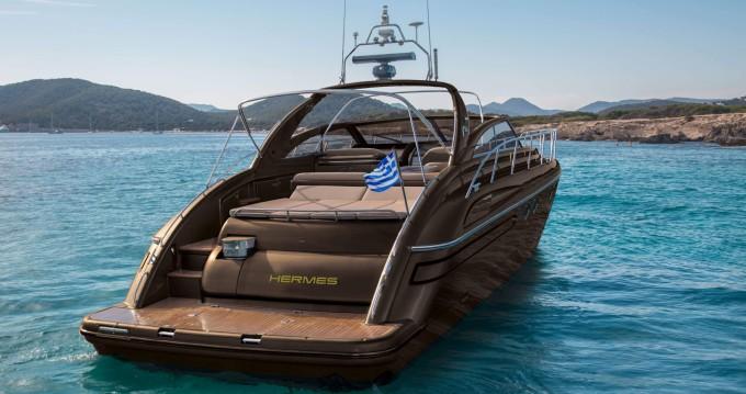 Princess Princess 55 zwischen Privatpersonen und professionellem Anbieter Mykonos (Island)