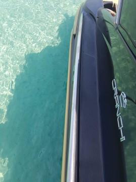 Motorboot mit oder ohne Skipper Cranchi mieten in Mykonos (Island)