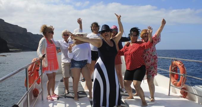 Hausboot mit oder ohne Skipper Rodman mieten in Mogán