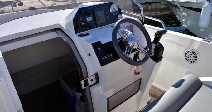 Motorboot mit oder ohne Skipper Atlantic mieten in Makarska