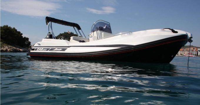 Motorboot mieten in Makarska - Sasanka Yacht Zar 57 Welldeck