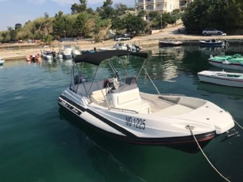 Yacht-Charter in Makarska - Sasanka Yacht Zar 57 Welldeck auf SamBoat