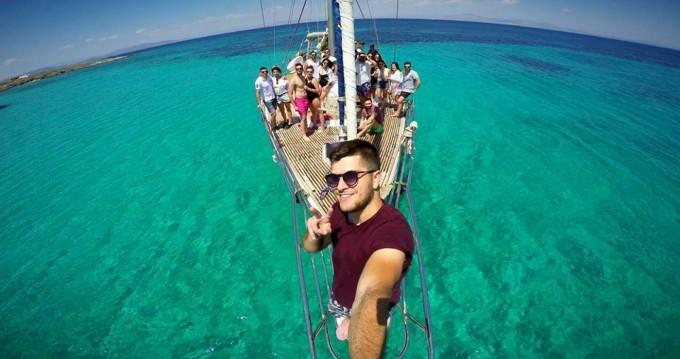 Segelboot mieten in Palaio Faliro - Atlantic Freedom 58