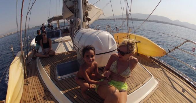 Vermietung Segelboot Atlantic mit Führerschein