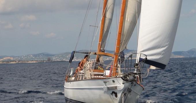 Yacht-Charter in Barcelona - Ta Chiao Formosa 41 auf SamBoat