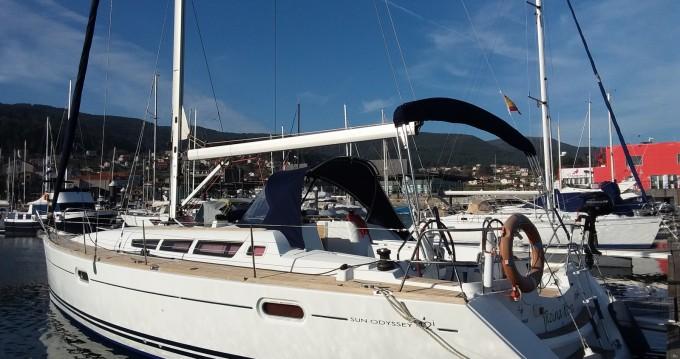 Segelboot mieten in Combarro zum besten Preis