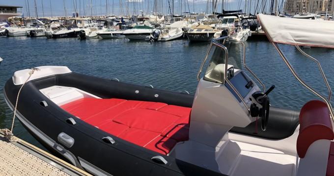 Bootsverleih Italboats STINGHER 22 Bormes-les-Mimosas Samboat