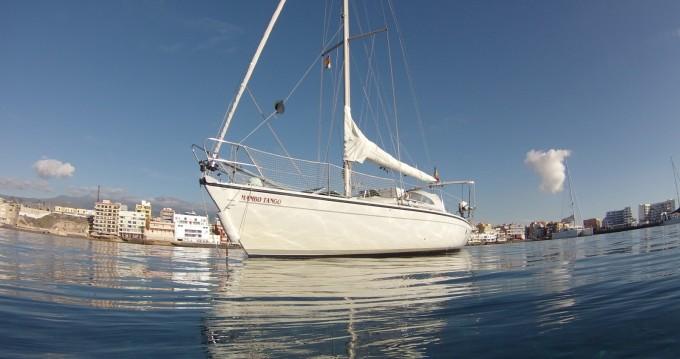 Yacht-Charter in San Sebastián de la Gomera - Dehler Dehler 39 auf SamBoat