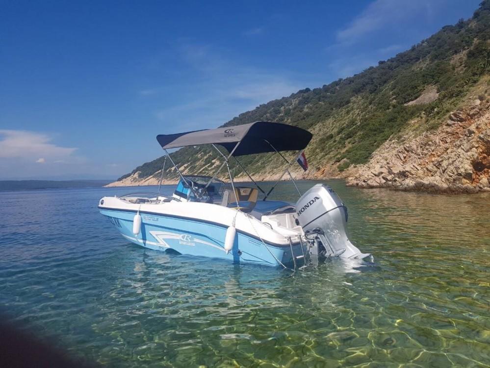 Motorboot mit oder ohne Skipper Rancraft mieten in Krk