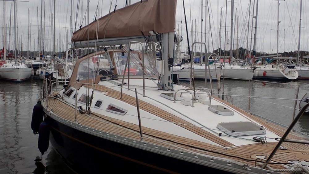 Segelboot mieten in Arzal - Jeanneau Sun Charm 39