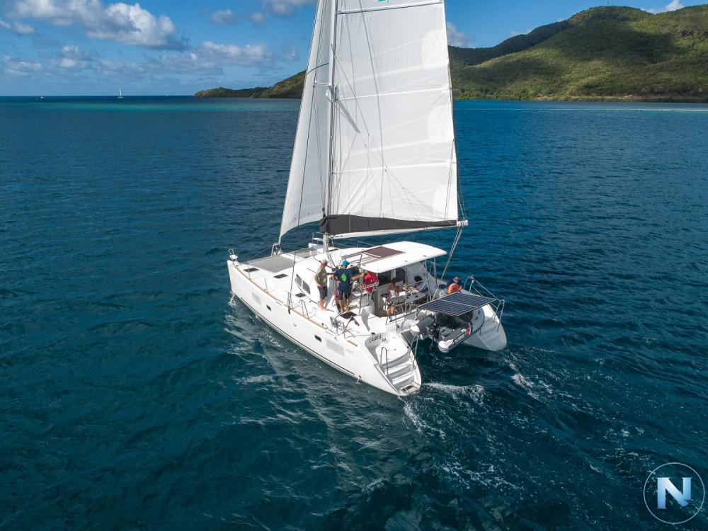 Yacht-Charter in Le Marin - Lagoon Lagoon 380 S2 auf SamBoat