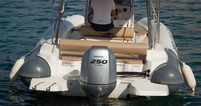 Schlauchboot mieten in Krk - Marlin Boat Dynamic 790