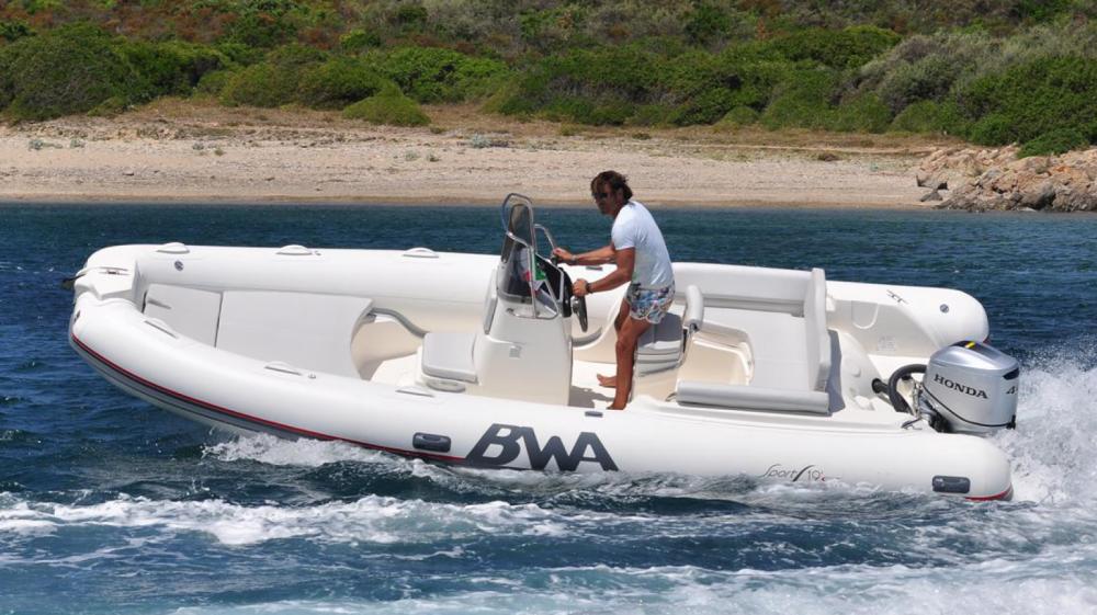 Yacht-Charter in Ponza - Bwa 19 sport auf SamBoat