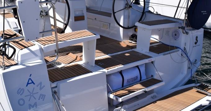 Segelboot mieten in Carloforte - Bénéteau Oceanis 38