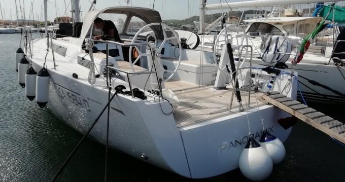 Segelboot mit oder ohne Skipper Grand Soleil mieten in Carloforte