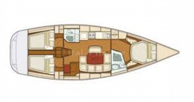 Segelboot mieten in Carloforte - Grand Soleil Grand Soleil 43