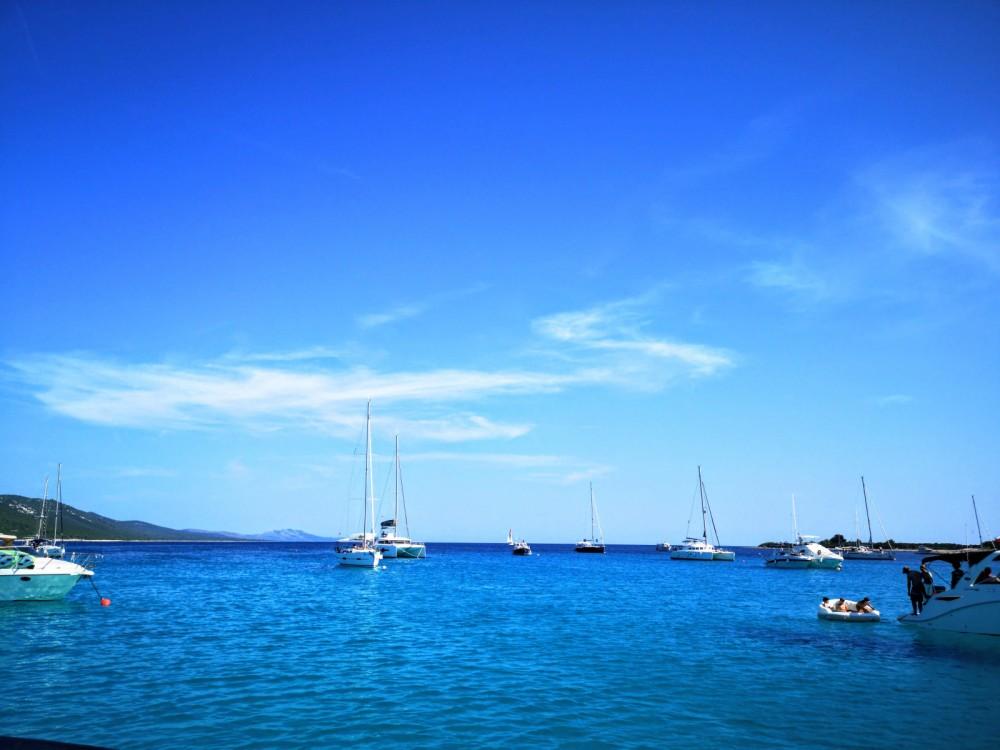 Motorboot mit oder ohne Skipper Quicksilver mieten in Zadar